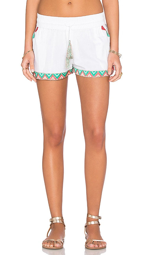 Chloe Oliver Mai Tai Short in White
