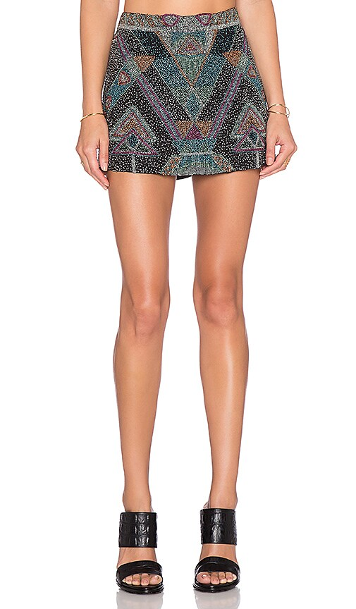Ventana Mini Skirt