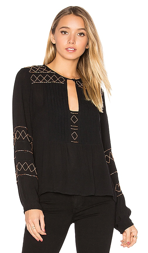 Chloe Oliver Dubai Top in Black