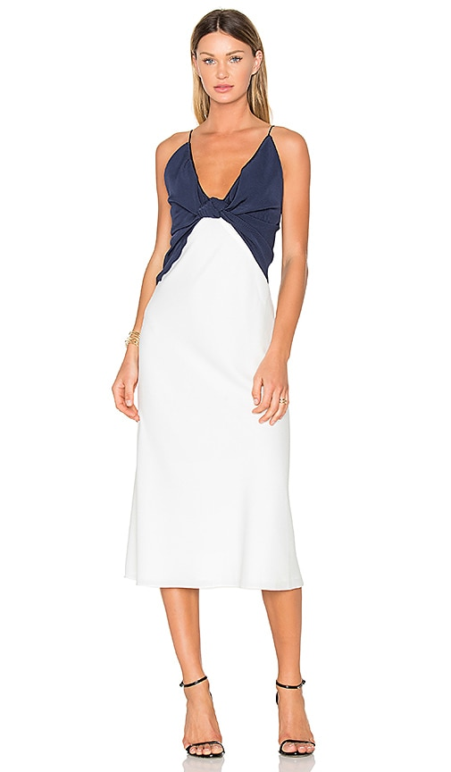 Christopher Esber Knotted Dress in White