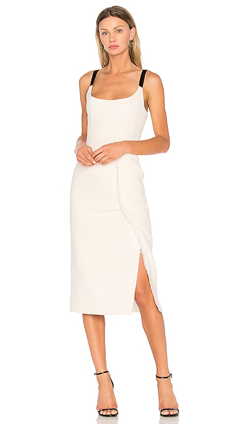 Christopher Esber Guinevere Suspended Dress in White