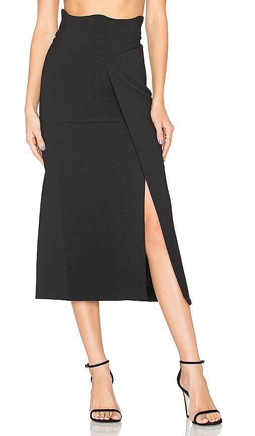 fully lined pencil skirt revolve