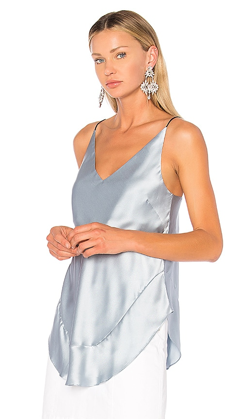 Christopher Esber Chap Cami in Blue
