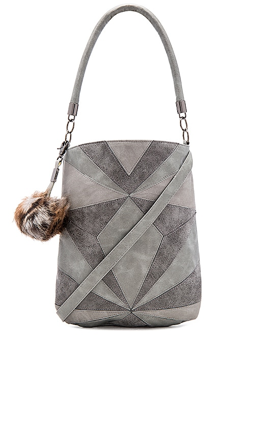Circus by Sam Edelman Whitney Shoulder Bag in Multi Grey