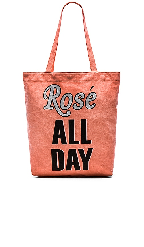 Circus by Sam Edelman Graphic Tote in Coral Rose All Day