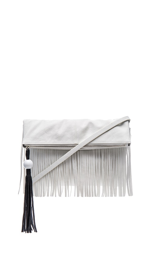 Circus by Sam Edelman Finn Crossbody Bag in White & Black