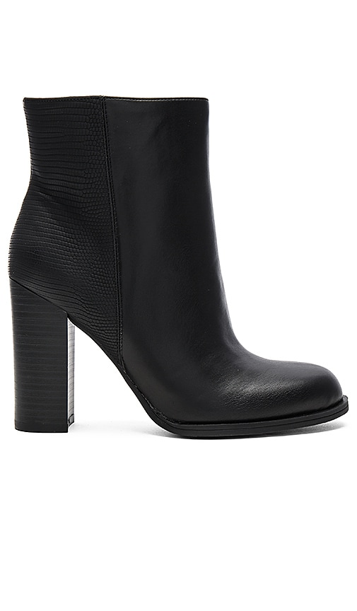 outlet on sale authentic sleek Circus by Sam Edelman Rollins Bootie in Black | REVOLVE
