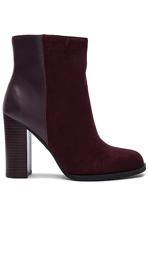 Circus by Sam Edelman Rollins Bootie in Wine