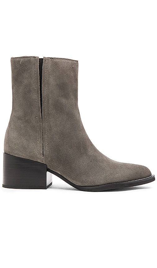 Circus by Sam Edelman Raylan Bootie in Slate Grey & Black