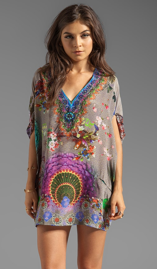 Poetic License Short Balloon Kaftan