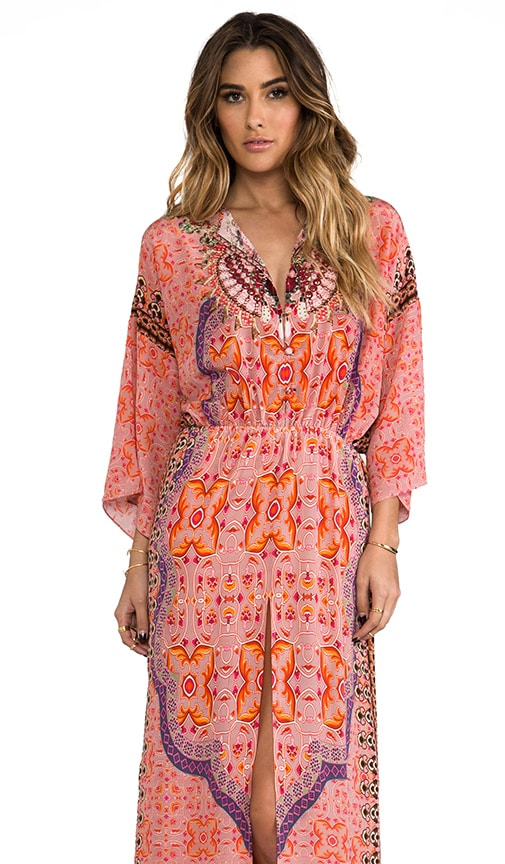 Portable Paradises Split Pocket Dress