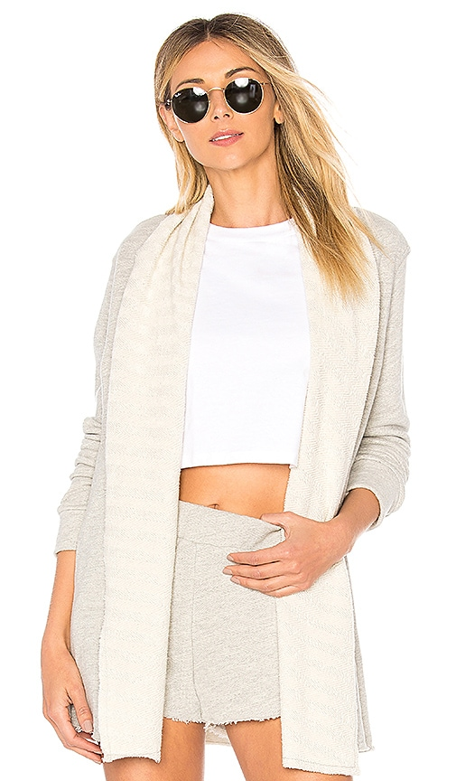Chill by Will Cozy Cardigan in Gray