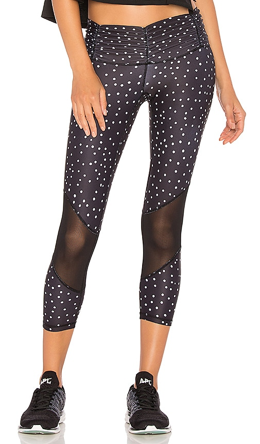 Chill by Will Love Crop Legging in Black