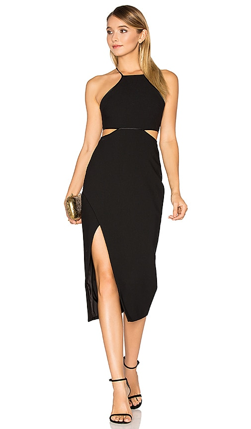 Cinq a Sept Yael Dress in Black
