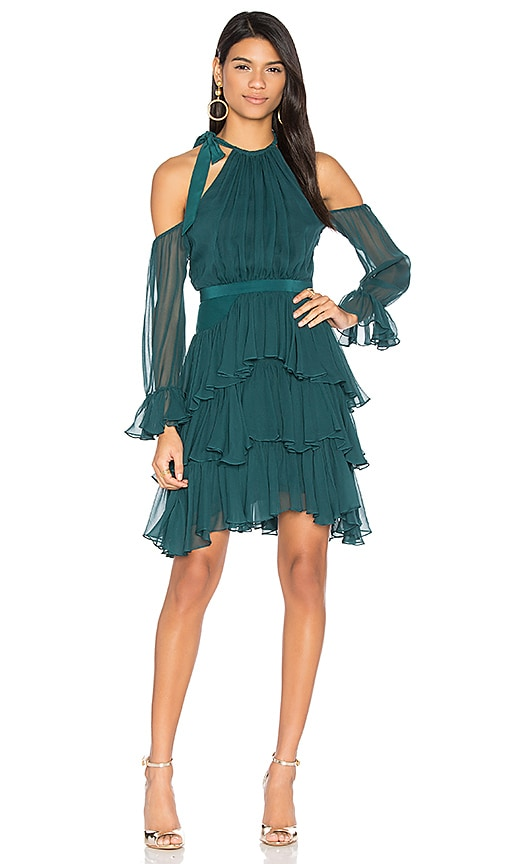 Cinq a Sept Elsa Dress in Green