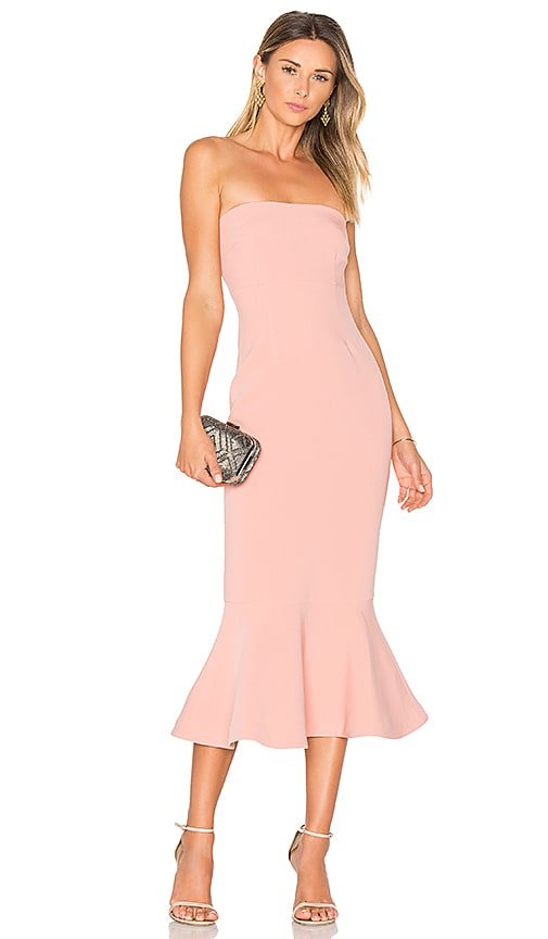 Cinq a Sept Luna Dress in Pink