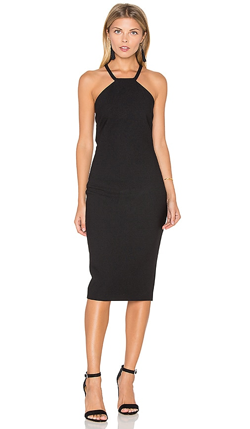 Cinq a Sept Angel Dress in Black