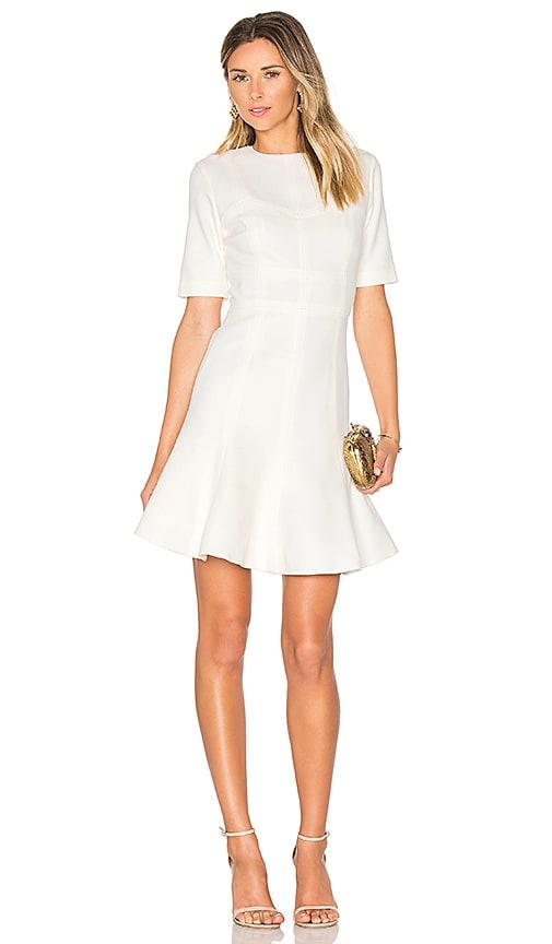 Cinq a Sept Sela Dress in White