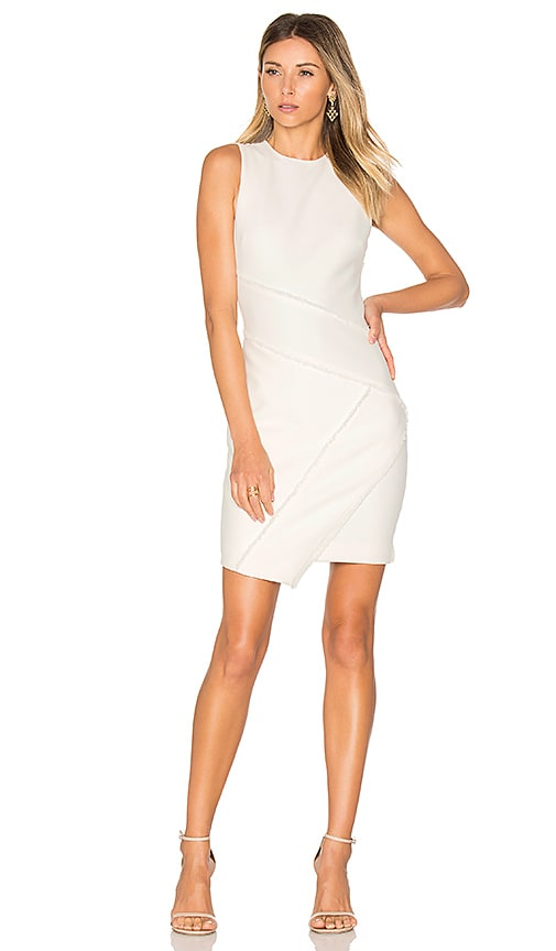 Cinq a Sept Josie Dress in Ivory