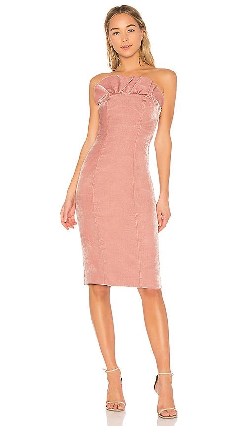 Cinq a Sept Marceau Dress in Blush