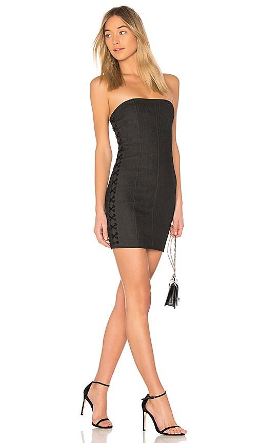 Cinq a Sept Gaia Dress in Black