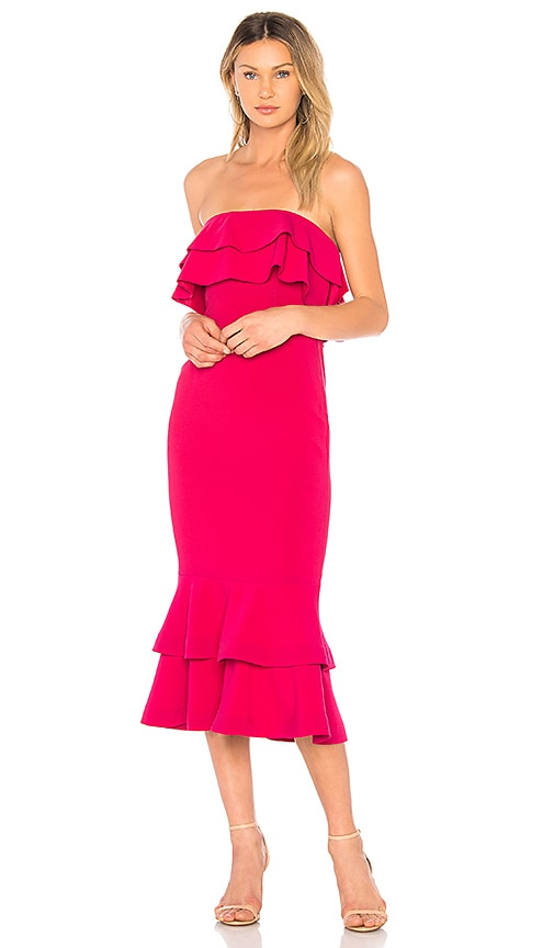 Cinq a Sept Ezana Dress in Pink