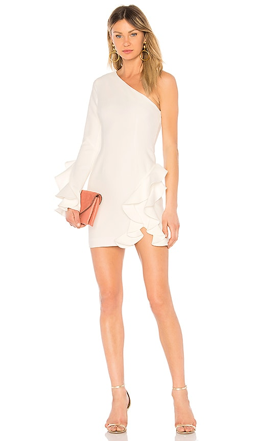Cinq a Sept Pia Dress in Ivory