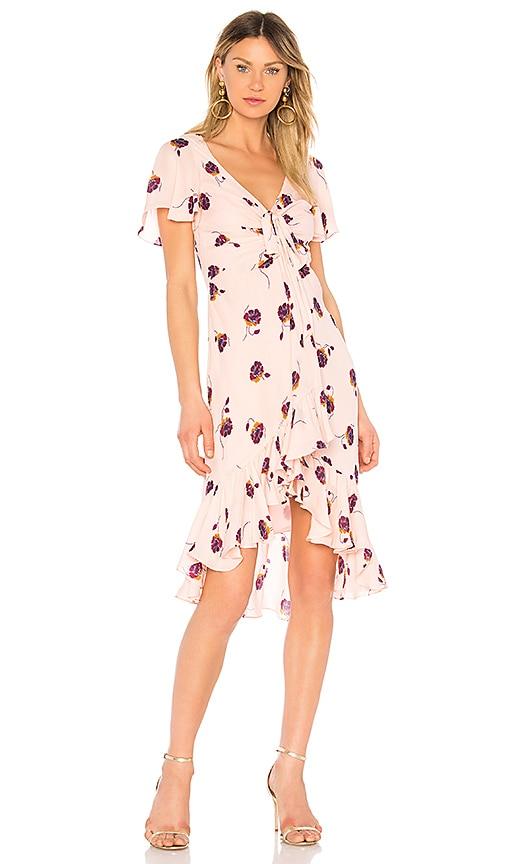 Cinq a Sept Mateo Dress in Pink