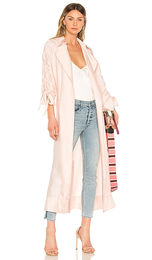 Cinq a Sept Aziza Jacket in Pink