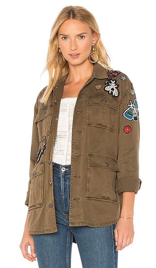 Solid Rose Canyon Jacket