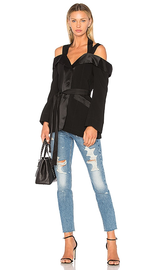 Cinq a Sept Skyler Jacket in Black