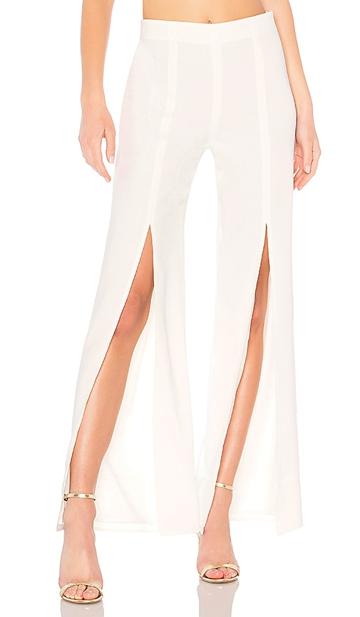 Cinq a Sept Magdalena Pant in White