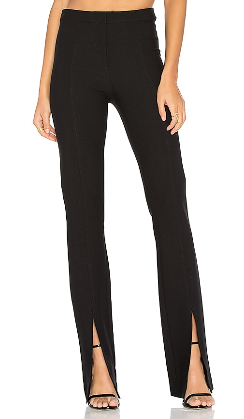 Cinq a Sept Prince Pant in Black