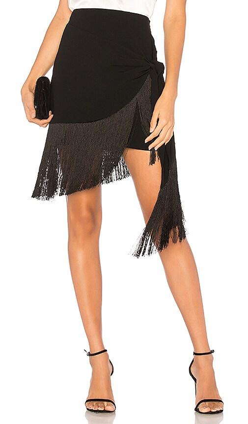 Cinq a Sept Marlon Skirt in Black