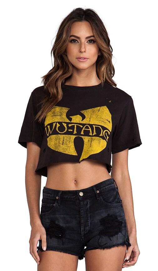 Wu-Tang Cropped Tee