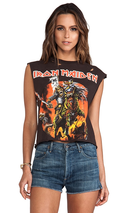 Iron Maiden Killers Cropped Tee
