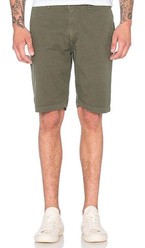 Citizens of Humanity Trey Short in Olive