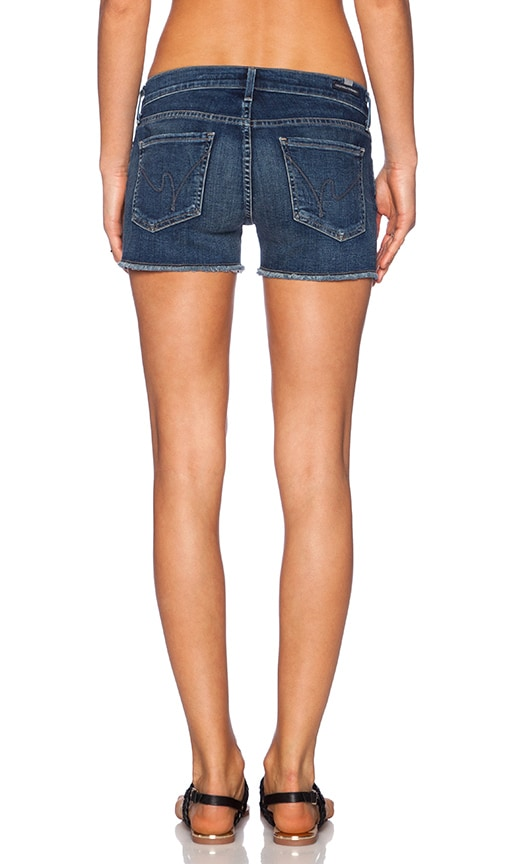 Ava Short in Modern Love Citizens Of Humanity Outlet Cheap Price Discount Amazon Sale Cost D7nds
