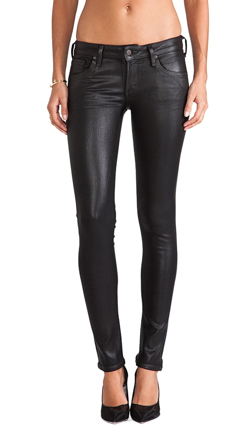 Racer Coated Skinny