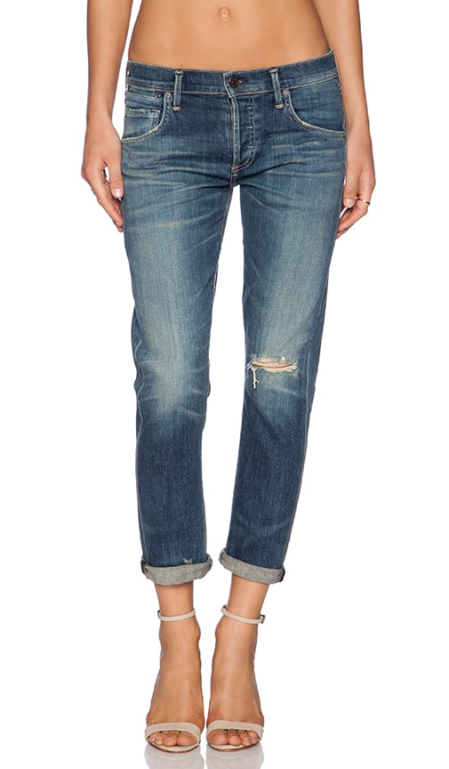 Citizens of Humanity Emerson Skinny in Madera Dark