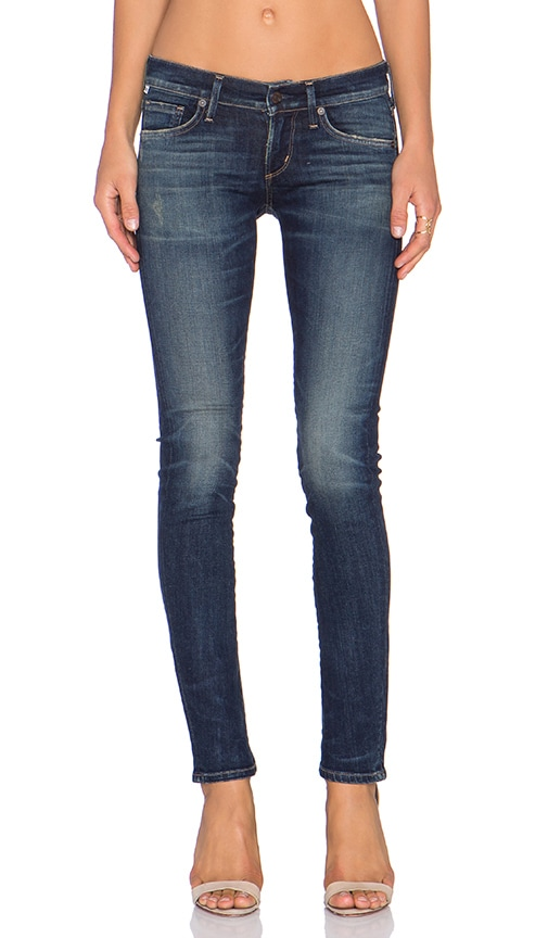 Citizens of Humanity Premium Vintage Racer Skinny in Harvest Moon