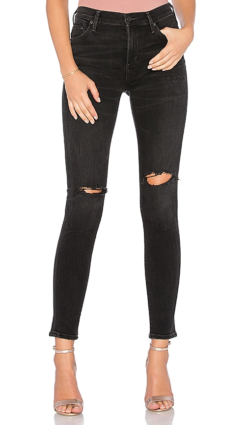 e0a242491a2 Citizens of Humanity Rocket Skinny in Distressed Darkness | REVOLVE