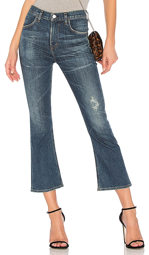 Drew Crop Flare jeans Citizens Of Humanity With Mastercard For Sale Knock Off TepOghl2k