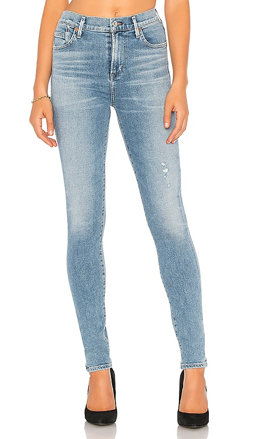 Rocket Sculpt High Rise Skinny