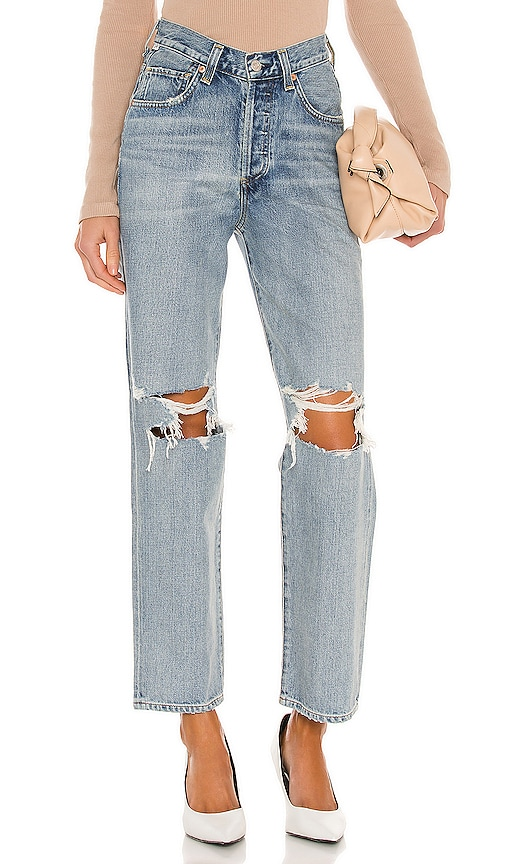 Citizens Of Humanity Denims ELLEE V FRONT WIDE LEG