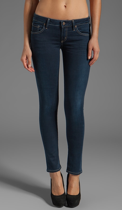 Racer Low Rise Ultra Skinny