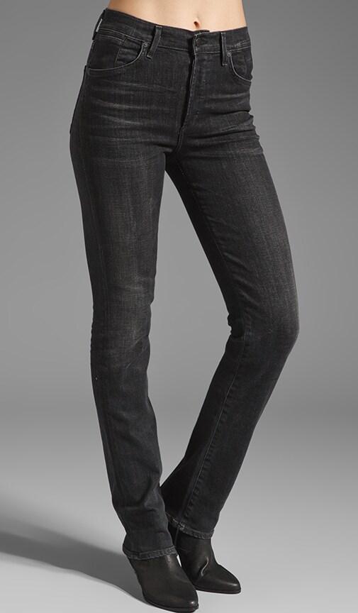 Arley High Waist Straight Leg
