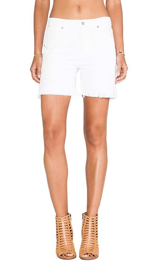 Ines Relaxed Cut Off Short