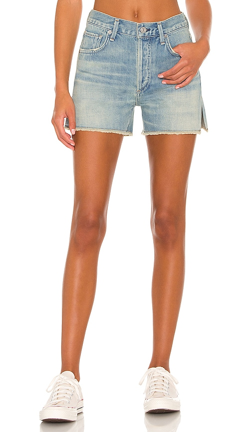 Citizens of Humanity Corey Premium Vintage Relaxed Short in Arleta