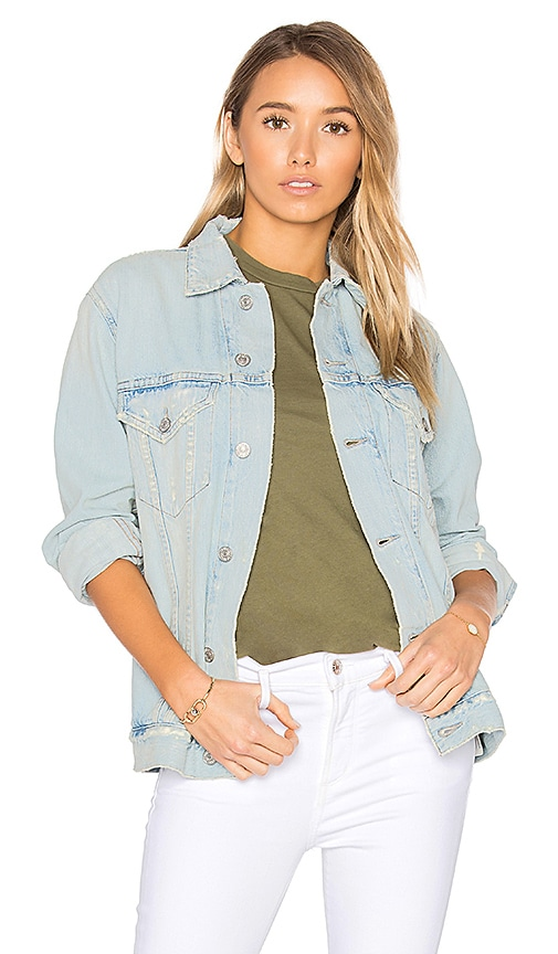 Citizens of Humanity Boyfriend Jacket in Jasper